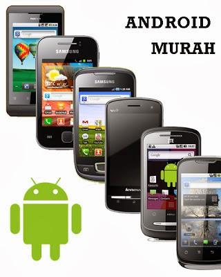 Daftar Harga Hp Android Murah Terbaru November 2013