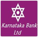 Karnataka Bank Ltd. Question Papers Probationary Officer