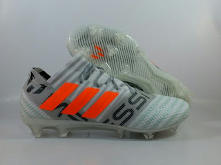 Adidas Nemeziz 17.1 FG - Messi White Grey
