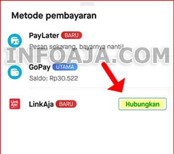 Linkaja dihubungkan ke Gojek