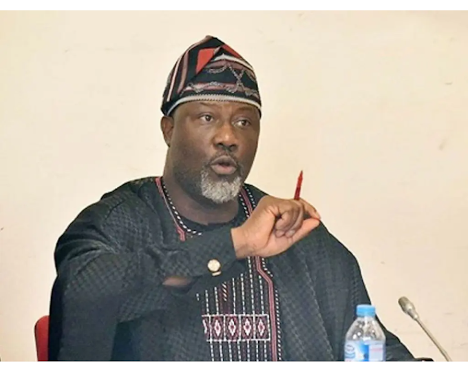It is shameful for Buhari without certificate to attend a global education summit - Dino Melaye