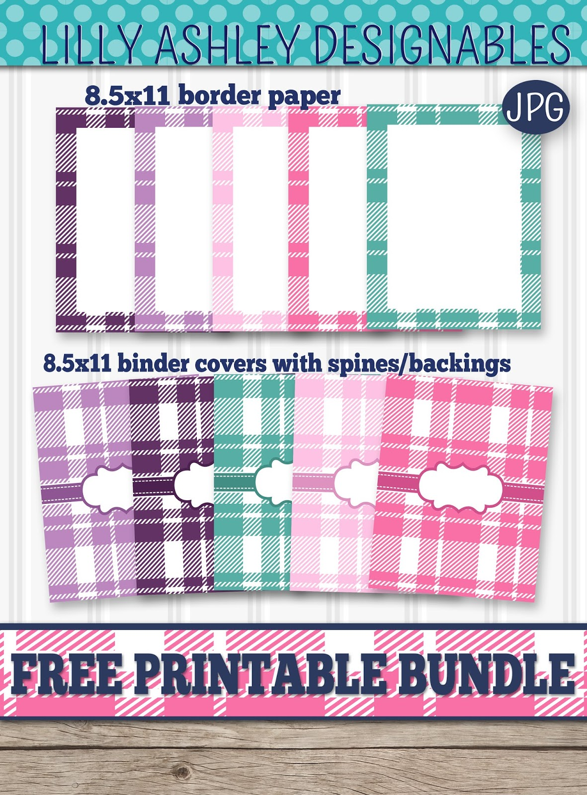 photo relating to Free Printable Binder Covers and Spines called Deliver it Crank out by means of LillyAshleyFreebie Downloads: Free of charge