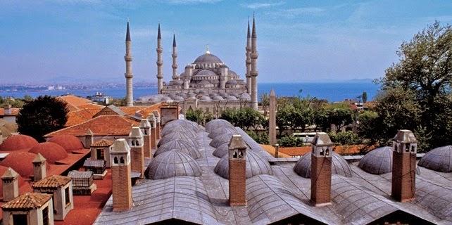 Museu de Arte Islâmica e Turca em Istambul