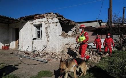 898 σπίτια μη κατοικήσιμα σε περιοχές της Θεσσαλίας
