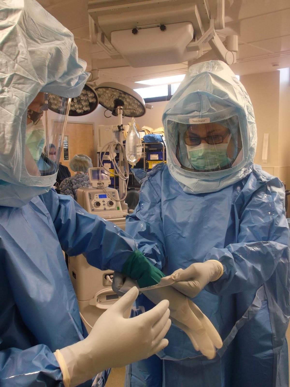 Nurses That Assist In Surgery