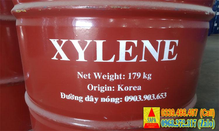 Dung môi Xylene - Solvent C6H4(CH3)2