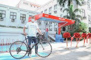 Allianz PNB Life unveils first solar-powered bike pit stop in San Juan