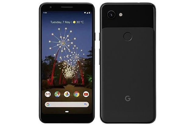 Pixel 3a reviews Design
