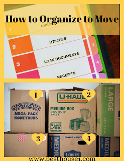 How to Organize to Move