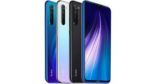 specifications of Redmi Note 8