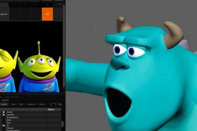 Pixar ofrece un curso de animacion online totalmente gratis durante la cuarentena