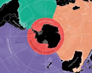 The oceans are five -ఇకపై మహా సముద్రాలు నాలుగు కాదు, ఐదు