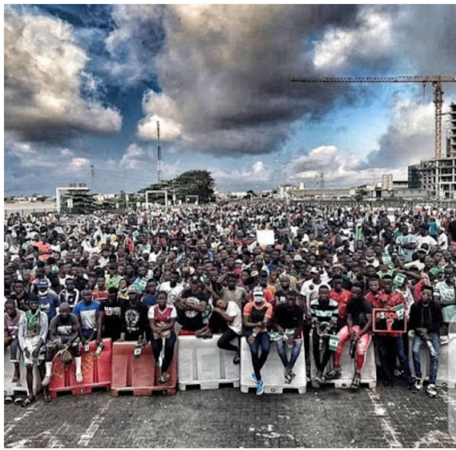 COVID-19, EndSARS, other political events that rattled Nigeria, the world in 2020.