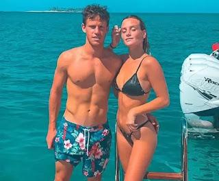 Diego S Girfriend Eugenia De Martino Webp