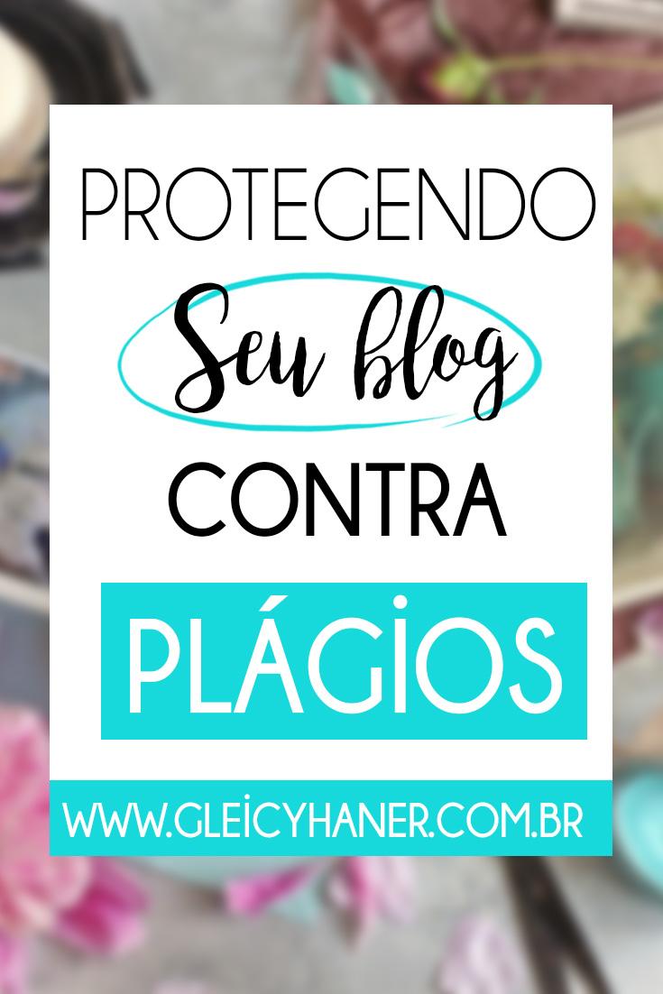 evitar plagio no blog