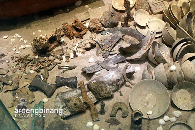 keramik kapal karam museum seni rupa dan keramik jakarta