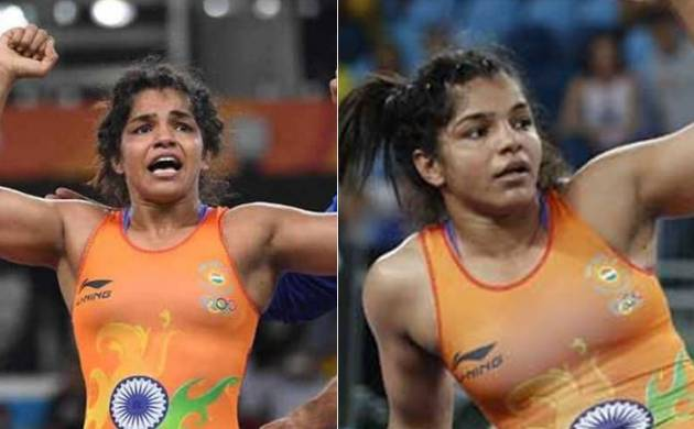 Sakshi Malik Sexy Boobs - Indian Wrestler Sakshi Malik RIO 2016 Champion Sakshi Malik Huge Boobs