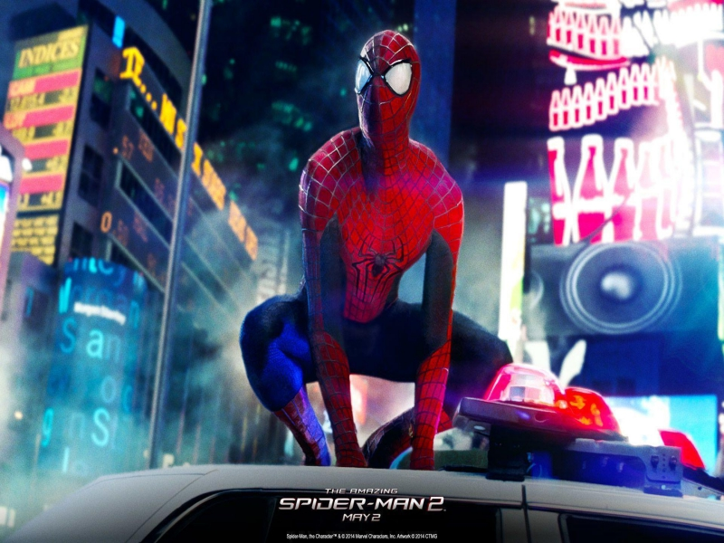 Download The Amazing Spider-Man 2 Game Setup Exe