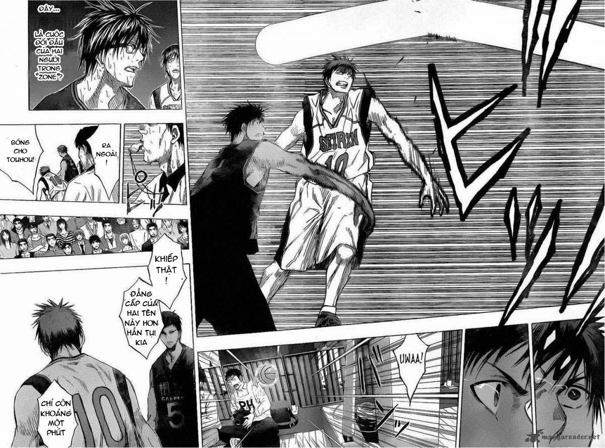 Kuroko No Basket chap 136 trang 4