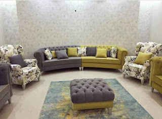 8 Kombinasi Warna Sofa yang Bagus untuk Mempercantik Ruangan
