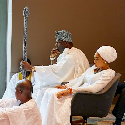 Ooni Of Ife family candal