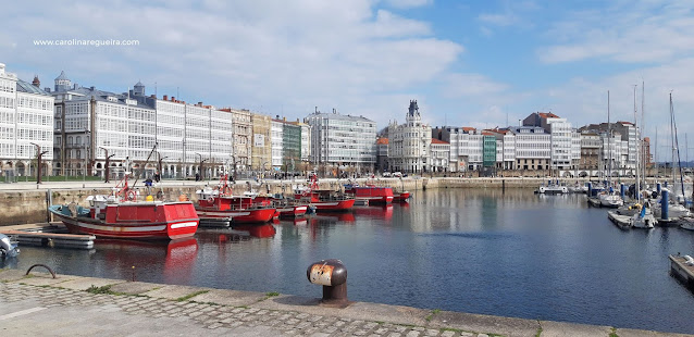Los lugares imprescindibles que ver en A Coruña marina