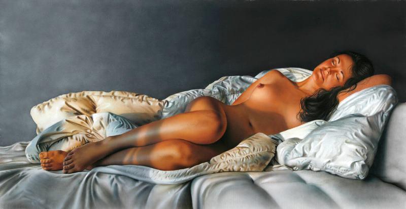 Johannes Wessmark 1962 | pintor hiperrealista sueca