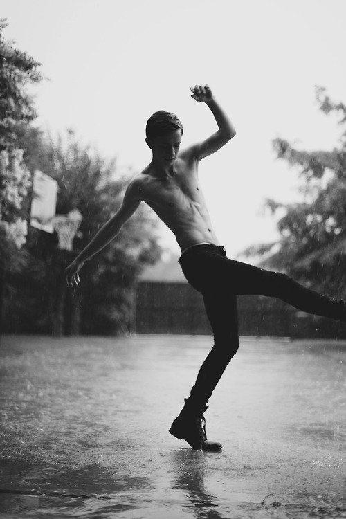 Skinny Teen Dancing In 9