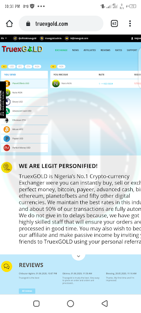 How To Exchange Your Bitcoin To Naira
