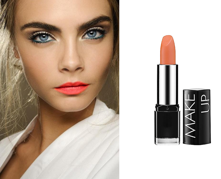 Recurring Fashion Makeup Trends