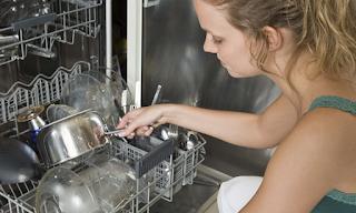 Τρία άσχετα πράγματα που μπορούν να πλυθούν στο πλυντήριο πιάτων