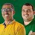 São Miguel das Matas: Baleia e Gilson vencem as eleições com diferença recorde de votos