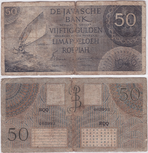 50 gulden seri federal