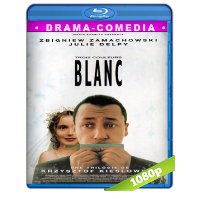 Tres Colores Blanco (1994) BRRip Full 1080p Audio Dual Castellano-Frances 2.0