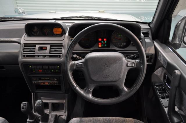 1994 Mitsubishi Pajero 5door Exceed 4wd Japanese Vehicles