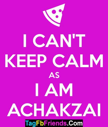 ACHAKZAI