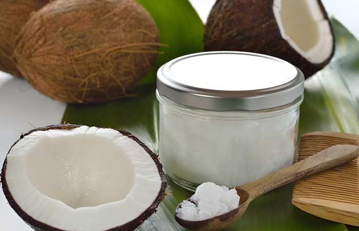 Hausgemachte-Haar-Conditioner-Mit-Kokosnuss-Öl Speichern