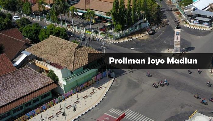 Proliman Joyo di kota madiun jawa timur
