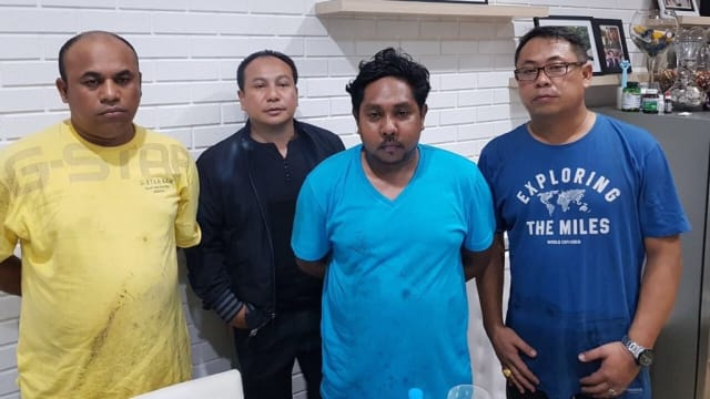 Kapolres Jaktim Ancam Perkarakan Yang Kaitkan Kasus Herman dengan HRS