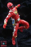 Power Rangers Lightning Collection Dino Thunder Red Ranger 13