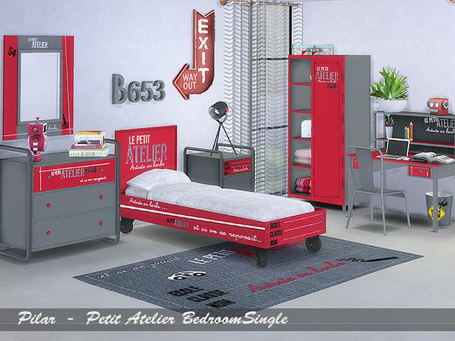 12-07-2021  Petit Atelier Bedroom
