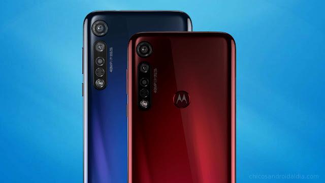 Conoce el Moto G8 Plus, el móvil de Motorola que planea liderar la gama media