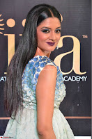 Vimala Raman in Spicy Deep Neck Sleeveless Dress at IIFA Utsavam Awards 2017  Day 2 at  34.JPG