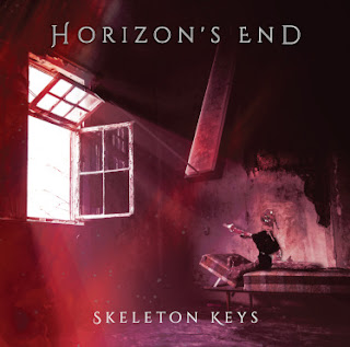 "Το album των Horizon's End ""Skeleton Keys"""