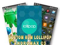 Custom ROM Lollipop untuk Andromax C3