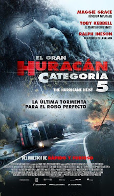 El gran huracán categoría 5 en Español Latino