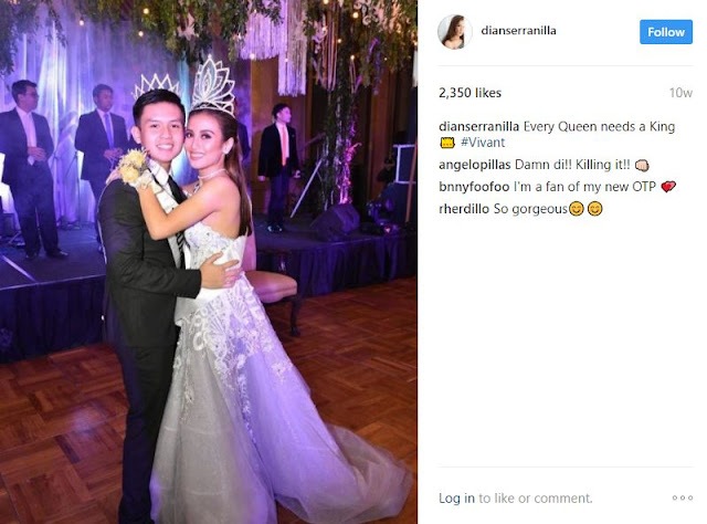 #RelationshipGoals: MOA Debutante and Boyfie Are The Ultimate Couple!
