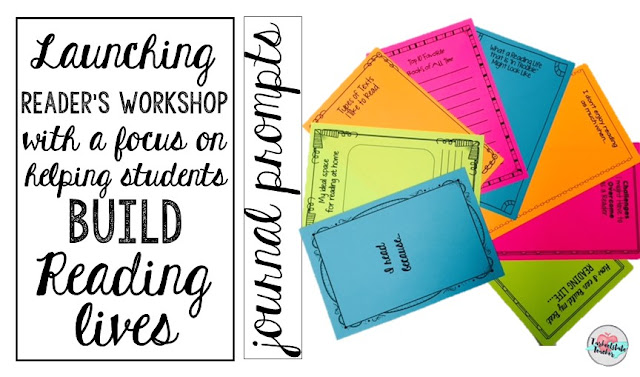 Reader Response Journal Prompts for Launching a Reading Life