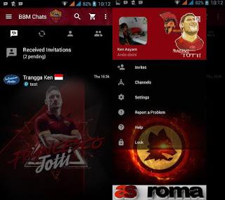 BBM Mod AS Roma