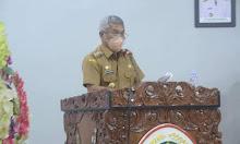 Pidato Penyampaian Tentang Perubahan APBD Tahun 2021,  Bupati Ketapang Apresiasi Ketua DPRD dan Jajaran